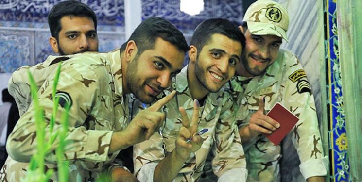 سربازان هم رأی میدهند / اتخاذ تصمیمات لازم برای شرکت کارکنان وظیفه در انتخابات