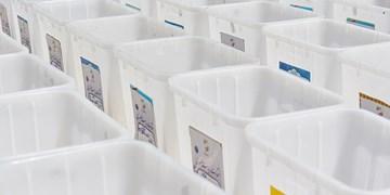 آماده سازی صندوقهای رأی در زنجان