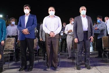 حضوراقای صالح جوکار  نماینده مردم شهر یزد و اشکذر در مجلس شورای اسلامی