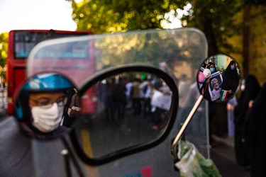 راهپیمایی و تجمع حامیان سعید جلیلی