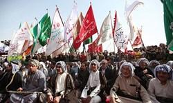 دعوت سران عشایر عرب آبادان و خرمشهر  از مردم برای حضور حداکثری در انتخابات
