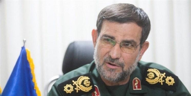 پیام سردار تنگسیری به فرمانده جدید نیروی دریایی ارتش