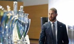 فیلم/اشک های راموس در لحظه وداع با رئال مادرید درآمد