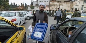 توزیع صندوقهای اخذ رای در گرگان