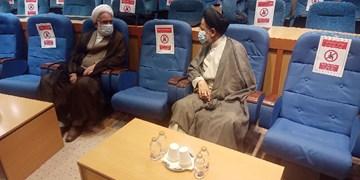 حضور وزیر اطلاعات و دادستان کل کشور در ستاد انتخابات کشور