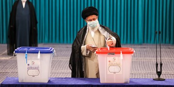 انتخابات 1400 ||| اخذ رای رهبر معظم انقلاب
