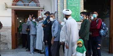 گزارش تصویری| حضور پرشور مردم مشهد در انتخابات سرنوشت ساز