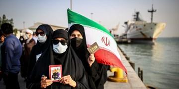 انتخابات 1400||| شکوه حضور در کرانه خلیجفارس