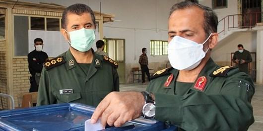 پاسخ دندان شکن به دشمنان انقلاب اسلامی با حضور باشکوه مردم در انتخابات