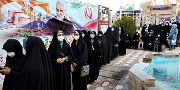 شور حضور و تجلی بصیرت برای انتخاب سرنوشت در شهرستانهای اصفهان