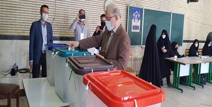 نمکی: حضور در انتخابات احترام به خونهایی است که برای حفظ نظام جمهوری اسلامی نثار شده است