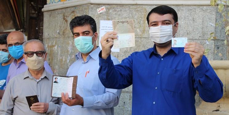مشارکت بیش از ۵۲ درصد واجدین شرایط در «تفت» یزد/ فرماندار: تعرفه کم آوردیم!