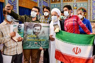 انتخابات ۱۴۰۰ ||| شکوه حضور مردم یزد