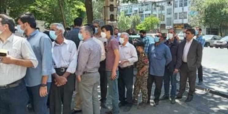 مشارکت ۴۴ درصدی مردم آذربایجان شرقی تا ساعت ۲۴/ افزایش مشارکت نسبت به انتخابات مجلس