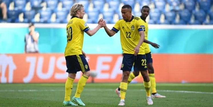 یورو 2020| پیروزی سخت سوئد مقابل اسلواکی