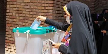 انتخابات خرمآباد در امنیت کامل در حال انجام است
