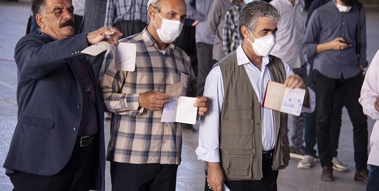 حضور ۶۳ درصدی مردم خراسان شمالی در انتخابات