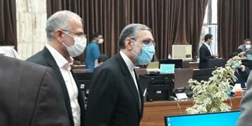 بازدید سخنگوی قوه قضاییه از ستاد مرکزی نظارت بر انتخابات
