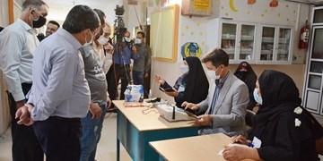 فیلم| شور انتخابات در آخرین ساعات رایگیری