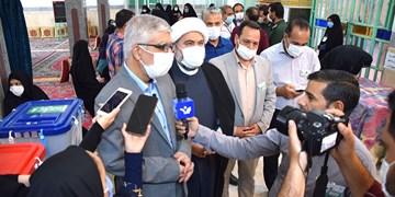 فرماندار ابرکوه: مشارکت ابرکوهیها به 60 درصد رسید