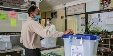 گزارش تصویری| حضور مردم مشهد در پای صندوقهای رأی