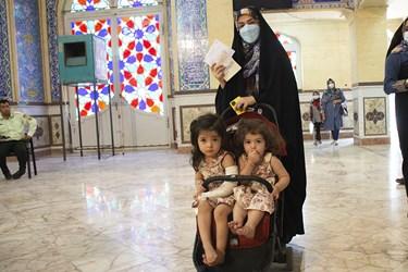 شکوه حضور در شهر دارالعباده یزد