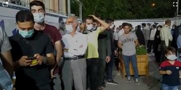فیلم   حضور پرشور مردم ارومیه پای صندوقهای رای