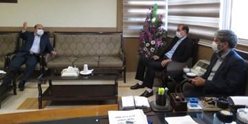 بازدید رییس دادگستری  از ستاد انتخابات آذربایجانغربی