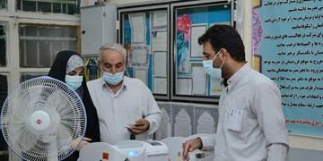 گزارش تصویری| آخرین ساعات انتخابات در لرستان (2)
