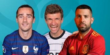 یورو 2020 | بررسی بازیهای امشب/ آلمان و اسپانیا محکوم به پیروزی ؛ رونالدو در اندیشه رسیدن به رکورد دایی