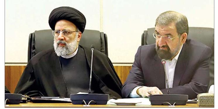 تبریک محسن رضایی به رئیسی پیش از اعلام نتایج آراء