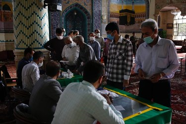 صف اقتدار و آگاهی مردم در تبریز/ جشن تکلیف سیاسی ادامه دارد