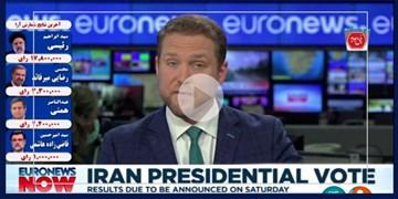 واکنش رسانه های خارجی به حضور پرشور مردم در انتخابات