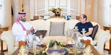 منابع مصری از موضوعات گفتوگوی اخیر بن سلمان و السیسی پرده برداشتند