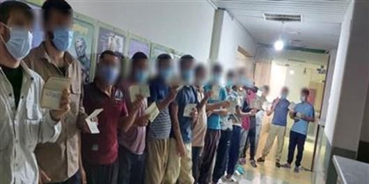 حماسه حضور زندانیان زندانهای کهگیلویه وبویراحمد در انتخابات ۱۴۰۰