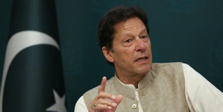 عمران خان: تحمیل حکومت با زور منجر به حل مناقشات افغانستان نمیشود