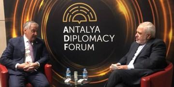 تأکید ظریف بر همکاری نزدیک ایران و تاجیکستان برای جلوگیری از ناامن شدن افغانستان