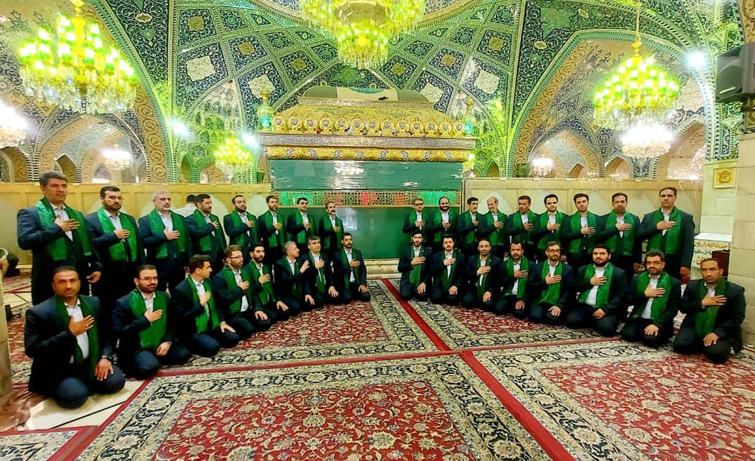 سفری که سردار سلیمانی قولش را داده بود / حضور گروه محمد رسولالله (ص) در سوریه 7