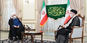 روحانی: اعضای دولت برای بهتر طی شدن دوران انتقالی درکنار رئیسجمهور منتخب هستند