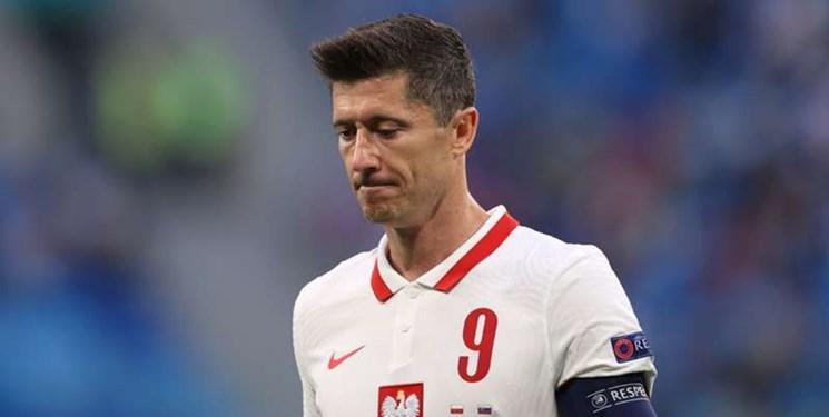 یورو 2020| لواندوفسکی: حاضرم گل هایم را بدهم ولی لهستان صعود کند