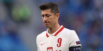 یورو 2020|فیلم/فرصت عجیبی که لواندوفسکی از دست داد