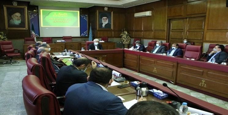 نشست ستاد بزرگداشت هفته قوه قضاییه در دادگستری استان تهران برگزار شد