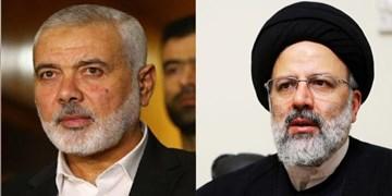 حماس پیروزی آیتالله رئیسی را تبریک گفت