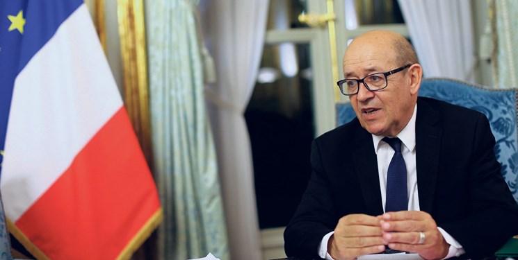 لودریان: احتمال گفتوگو با ایران در حاشیه مجمع عمومی وجود دارد