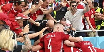 گزارش تصویری از تساوی ارزشمند مجارها مقابل فرانسه در بوداپست