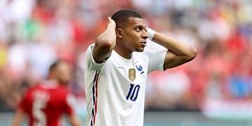 یورو 2020 خروس ها ناکام مقابل مجارها/شکست ناپذیری مجارستان مقابل فرانسه باقی ماند+عکس