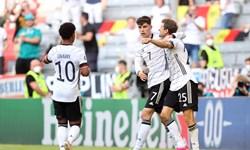 یورو 2020|برد پرگل آلمان با کامبک مقابل یاران رونالدو/ژرمن ها مدعی نشان دادند