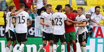 گزارش تصویری از برد ارزشمند و پرگل آلمان