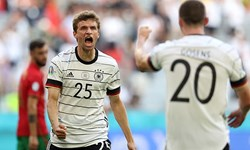 یورو 2020|مولر: انتظار این پیروزی مقابل پرتغال را نداشتیم/آلمان فرم خوبی دارد