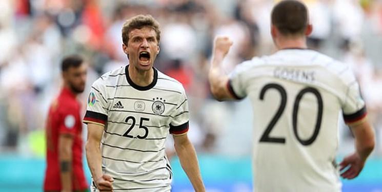 یورو 2020  مولر: انتظار این پیروزی مقابل پرتغال را نداشتیم / آلمان فرم خوبی دارد